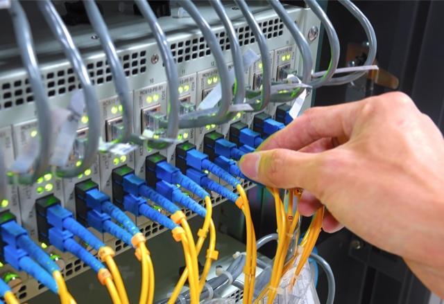 Instalación y mantenimiento de cableado de redes en burgos