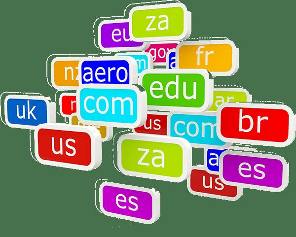 Gestión e dominios y alojamientos web en Burgos